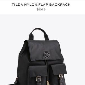 Tilda Nylon Backpack